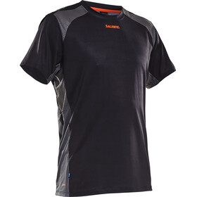 Salming Challenge Running T-shirt Men grey/black